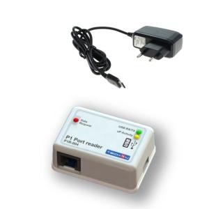 Splitter + micro USB combi